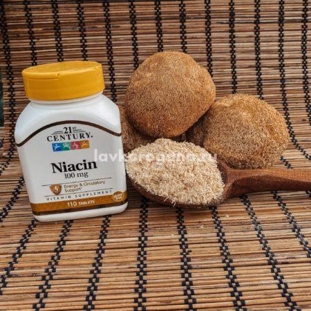 Ниацин (витамин B3)