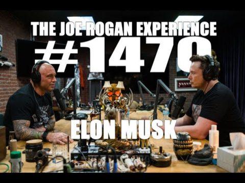Илон Маск - Джо Роган - подкаст 1470